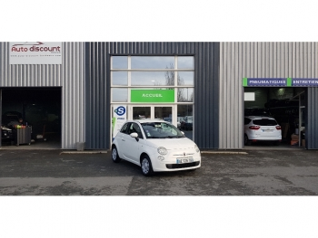 <strong>FIAT 500</strong><br/>POP 1.2 69 ch