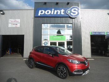 <strong>RENAULT CAPTUR</strong><br/>1.2 TCe 120ch Stop&Start energy Intens Euro6 2016
