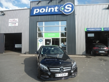 <strong>MERCEDES CLASSE C</strong><br/>220 d Executive 7G-Tronic