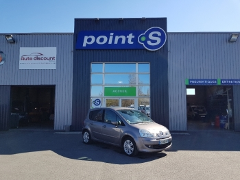 <strong>RENAULT GRAND MODUS</strong><br/>1.5 dCi 85 eco2 Exception