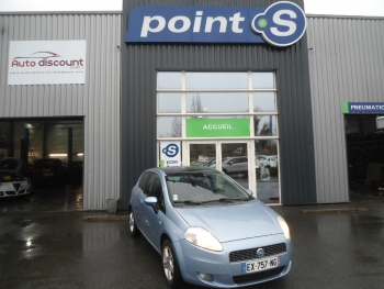 <strong>FIAT GRANDE PUNTO</strong><br/>1.2  Dynamic T.OUVRANT