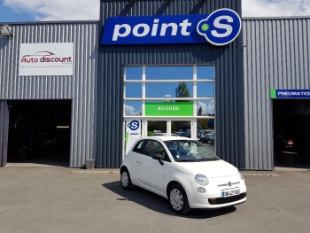 <strong>FIAT 500</strong><br/>1.2 8v 69ch Pop