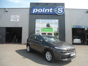 <strong>JEEP CHEROKEE</strong><br/>2.0 Mjtd 140 Longitude ( Déstockage )