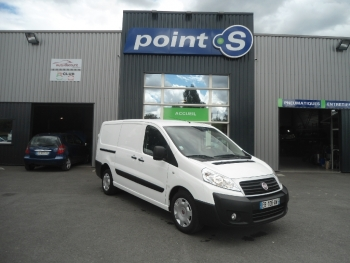 <strong>FIAT SCUDO </strong><br/>Long 2.0 MjtD 128 Pack Pro Tva incluse