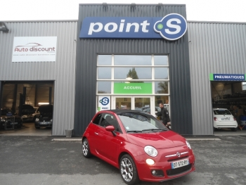<strong>FIAT 500C</strong><br/>TwinAir Sport 105ch