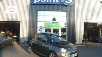 <strong>FIAT 500</strong><br/>0.9 105 ch TwinAir GQ