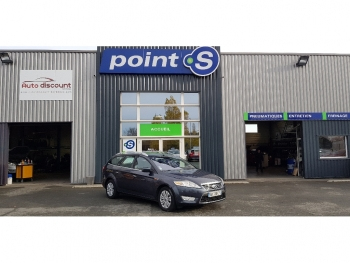 <strong>FORD MONDEO SW</strong><br/>1.8 TDCi 125ch Ghia