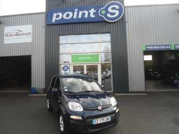 <strong>FIAT PANDA</strong><br/>1.2 8v 69ch Lounge Business