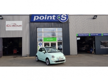 <strong>FIAT 500 NEW</strong><br/>1.2 8v 69ch Lounge