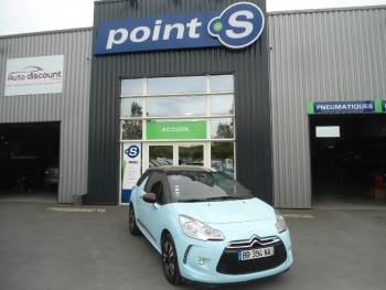 <strong>CITROEN DS3</strong><br/>1.6 VTi So Chic BV Auto