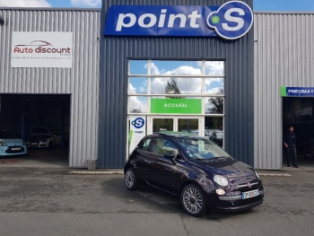 <strong>FIAT 500</strong><br/>0.9 8V 85 ch TwinAir S&S Club Dualogic