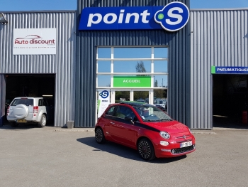 <strong>FIAT 500 NEW</strong><br/>0.9 105 ch TwinAir S&S Club