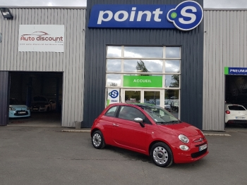 <strong>FIAT 500 NEW </strong><br/> 1.2 69 ch Popstar