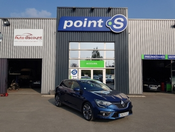 <strong>RENAULT MEGANE IV</strong><br/>TCe 130 Energy Intens