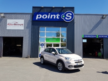 <strong>FIAT 500X </strong><br/>1.6 MultiJet 120 ch Business