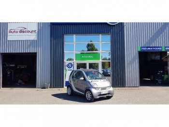 <strong>SMART FORTWO COUPE</strong><br/>Cdi Passion