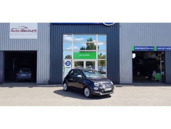 <strong>FIAT 500 NEW</strong><br/>85 ch TwinAir Lounge GPS