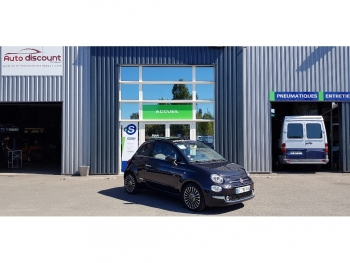 <strong>FIAT 500 NEW</strong><br/>0.9 85 ch TwinAir S&S Dualogic Club