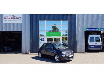 <strong>FIAT 500C NEW</strong><br/> 85 ch TwinAir  Lounge