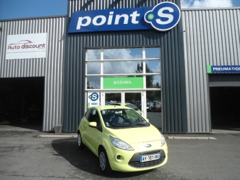 <strong>FORD KA</strong><br/>1.3 TDCI 75 Trend