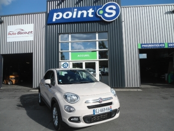 <strong>FIAT 500X</strong><br/>1.6 MultiJet 120 ch Popstar