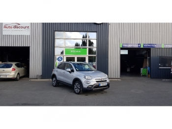 <strong>FIAT 500X</strong><br/>2.0 MJt 140 ch 4x4 AT9 Cross