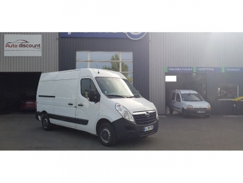 <strong>OPEL MOVANO </strong><br/>L2H2 2.3 CDti 110 GPS Tva incluse