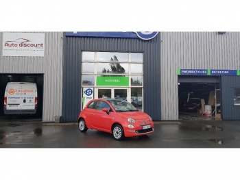 <strong>FIAT 500 NEW</strong><br/>1.2 69 ch Lounge