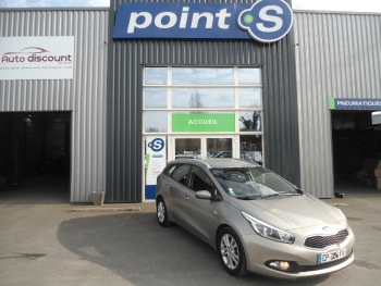 <strong>KIA CEE'D SW</strong><br/>1.6 CRDI 110 ch Style