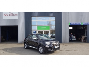 <strong>FIAT 500X </strong><br/>1.6L 110ch Bianco Amore Edizione