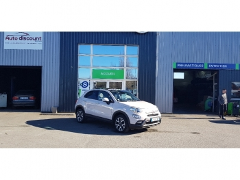 <strong>FIAT 500X</strong><br/>2.0 MultiJet 140 ch 4x4 Cross+ T.Ouvrant