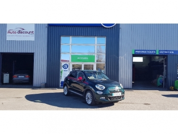 <strong>FIAT 500X</strong><br/>1.6 MultiJet 120 Lounge