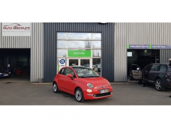 <strong>FIAT 500 NEW</strong><br/>1.2 69  Lounge