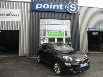 <strong>FIAT 500X</strong><br/>1.4 MultiAir 140  Lounge T.Ouvrant