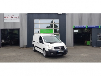 <strong>FIAT SCUDO </strong><br/>1.6 Mjt 90 PACK PRO Tva incluse
