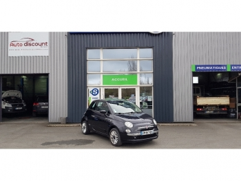 <strong>FIAT 500</strong><br/>1.2 69 ch Lounge