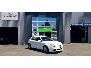 <strong>ALFA ROMEO GIULIETTA</strong><br/>1.6 JTDm 105 ch S&S Distinctive