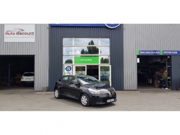 <strong>RENAULT CLIO IV</strong><br/>TCe 90 Energy eco2 Expression