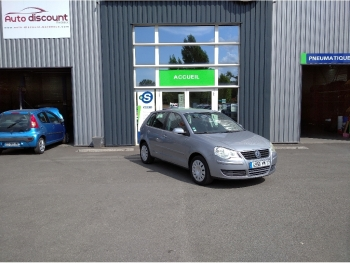 <strong>VOLKSWAGEN POLO</strong><br/>1.2 65 Confort