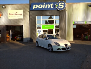 <strong>ALFA ROMEO GIULIETTA</strong><br/>1.4 Tjet 120 ch S&S Super