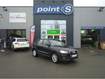 <strong>AUDI Q3</strong><br/>2.0 TDI 177 ch Quattro Ambition Luxe S tronic 7