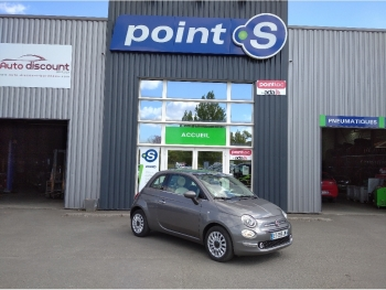 <strong>FIAT 500 MY17</strong><br/>1.2 69 ch Lounge