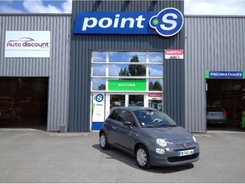 <strong>FIAT 500 SERIE 6</strong><br/>500 1.2 69 ch Pop